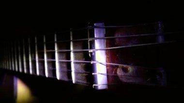 Kytara — Stock video