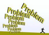 Unsolved Problem — Stock Photo