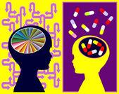 ADHD Medication — Stock Photo