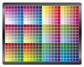 Monitor Calibration — Stock Photo