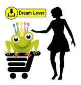 Dream Lover for Download — Stock Photo