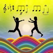 μουσική εκπαίδευση — Φωτογραφία Αρχείου