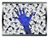 Email Spy — Stock Photo