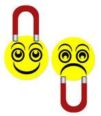 Psychology of Smiling — Stock Photo