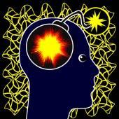 Epilepsy Concept — Stock Photo