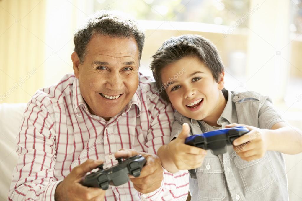 Внук и дед видео фото 517-900