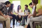 Вesigners Meeting To Discuss New Ideas — Stock Photo