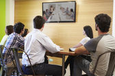Designers  Looking At Screen — Stock Photo