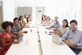 Design Team Collaborating — Stock Photo