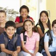 Children in school — Stock Photo #61028153