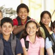 Children in school — Stock Photo #61029401