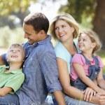 Happy Family — Stock Photo #61029521