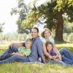 Happy Family — Stock Photo #61029743
