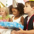 Children at party — Stock Photo #61029985
