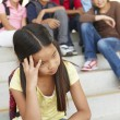 Girl being bullied — Stock Photo #61032967