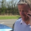 Driver Making Phone Call — Stock Video #71412647