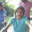 African American Family On Cycle Ride — Stock Video #71412897
