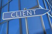 Client — Stock Photo