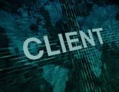 Cliente — Foto de Stock