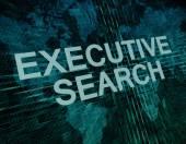 Executive Search — Stock Photo