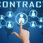 Contract — Stock Photo #53105681