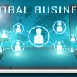 Global Business — Stock Photo #53106923