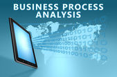 Business Process Analysis — Stock Photo