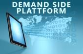Demand Side Platform — Stock Photo