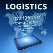 Logistiek — Stockfoto