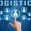 Logistics — Stock Photo #53723773