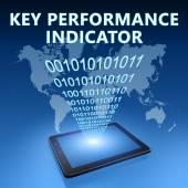 Key Performance Indicator — Stock Photo