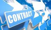 Contract — Stok fotoğraf