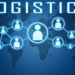 Logistics — Stock Photo #54311703