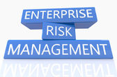 управление рисками предприятия — Стоковое фото