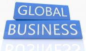 Global Business — Foto de Stock