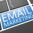 E-mail Marketing — Stock Photo #54618313