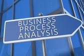 Analisi dei processi di business — Foto Stock