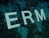 ERM Concept — Stock Photo