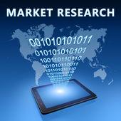 Investigación de mercado — Foto de Stock