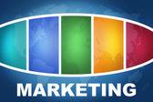 Marketing — Foto de Stock