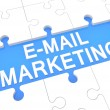 E-mail Marketing — Stock Photo #55256521