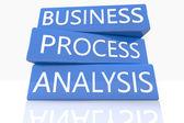 Análise de processos de negócios — Foto Stock