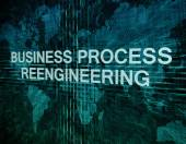 Business Process Reengineering — Stock Photo