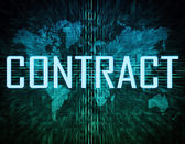 Contrato — Foto de Stock