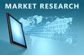 Pesquisa de mercado — Foto Stock