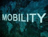 Mobility — Stock Photo
