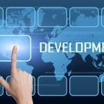 desenvolvimento — Foto Stock #55884239
