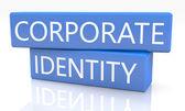 Corporate Identity — Stock Photo