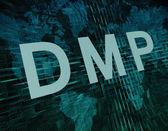 DMP Concept — Stock Photo