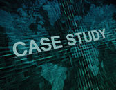 Case-study — Stockfoto